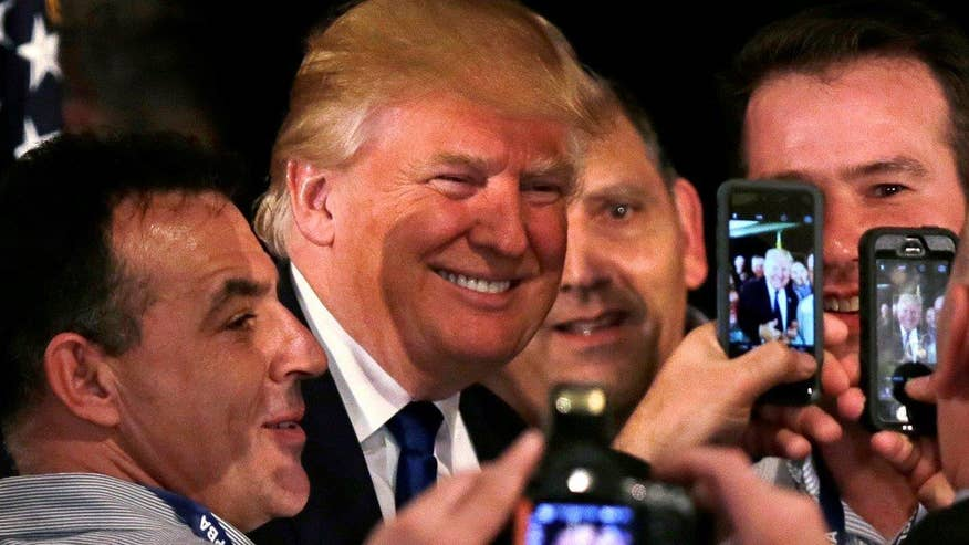 Presidential candidates struggle for coverage