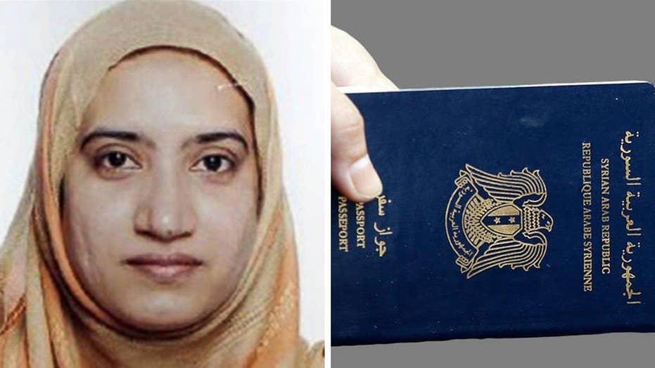 How did Tashfeen Malik pass 'rigorous' US visa screening?