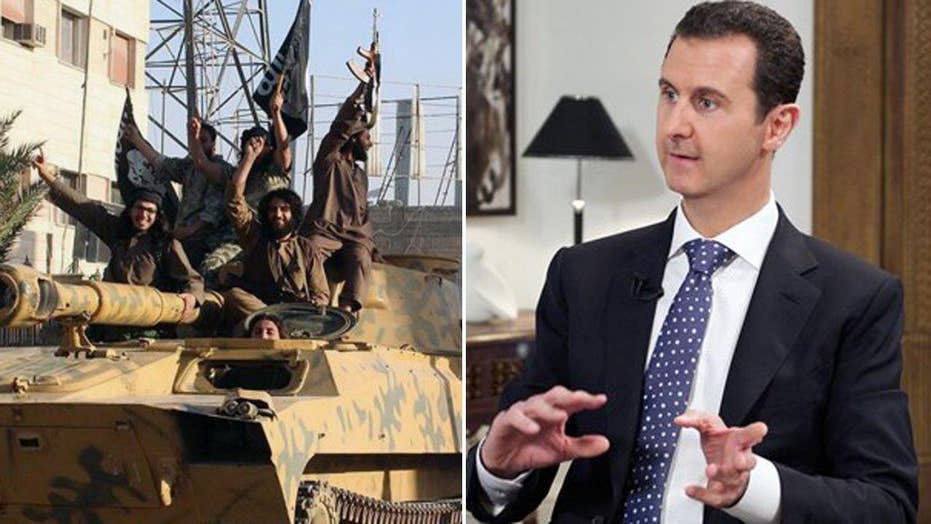 ISIS selling oil to its enemy - Syria's Assad