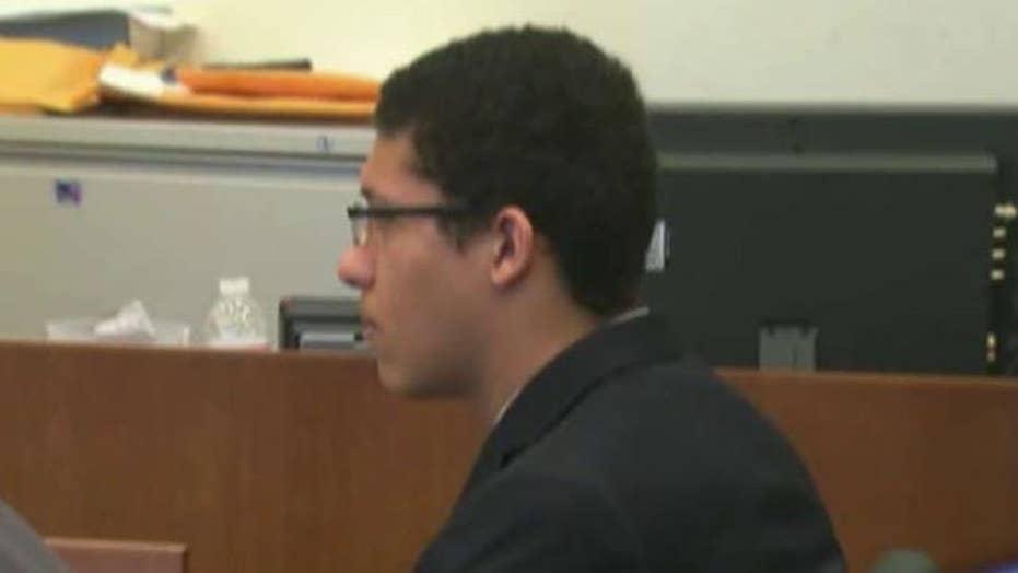 Closing arguments under way in Philip Chism murder trial