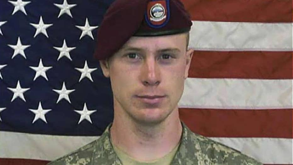 Sgt. Bowe Bergdahl charged with desertion