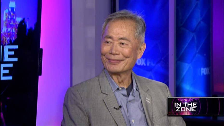George Takei on 'Allegiance,' message for Donald Trump