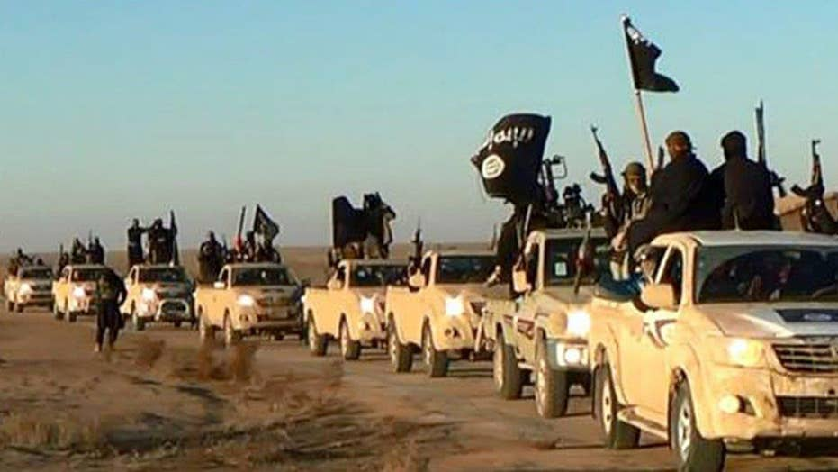 Pentagon: ISIS 'operationally emergent' in Afganistan