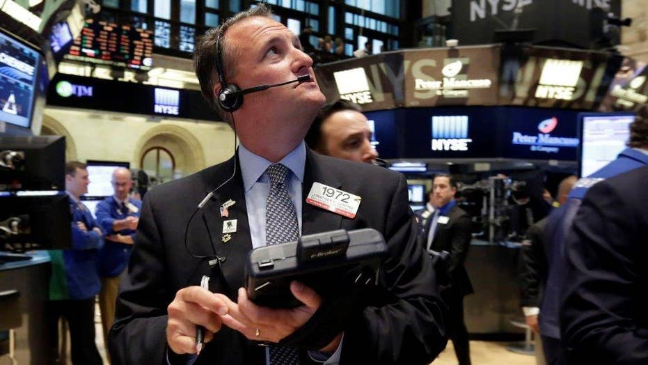 Markets rally ahead of Fed decision on interest rates