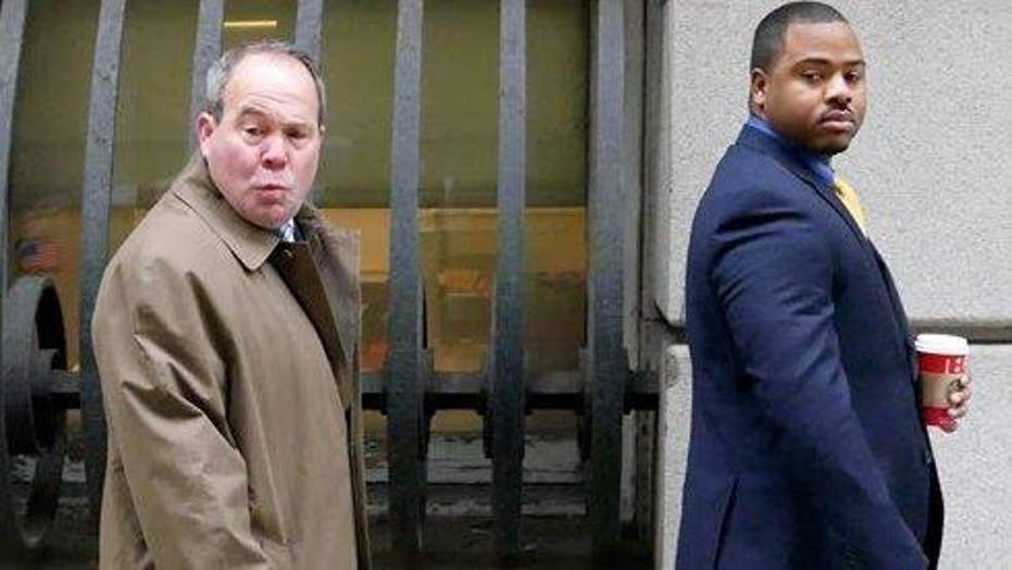 Baltimore on edge with Freddie Gray jury