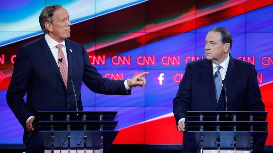 GOP candidates square off in their final debate of 2015