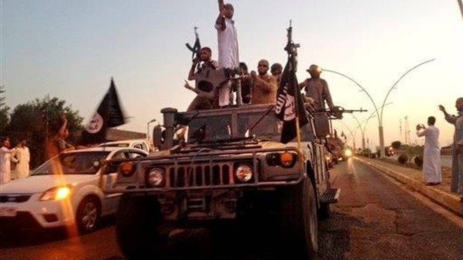 Is ISIS losing ground?