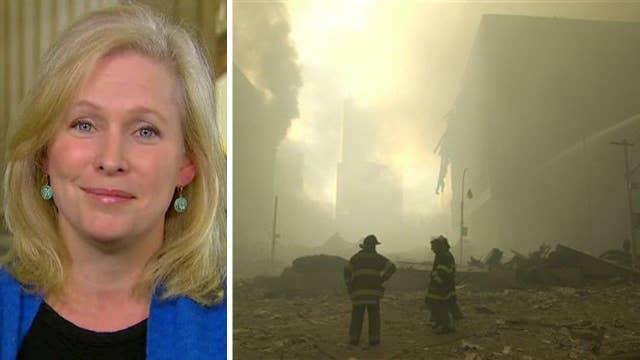 Sen. Gillibrand: 'Congress came through' for 9/11 heroes