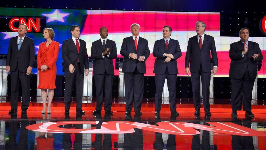 Candidates clash on national security at GOP debate