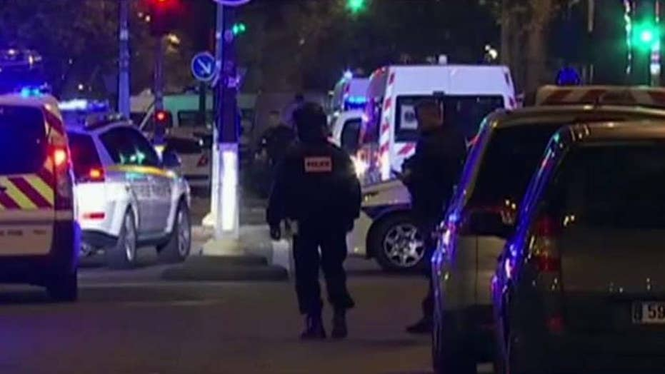 Two men arrested in Austria possibly linked to Paris attack