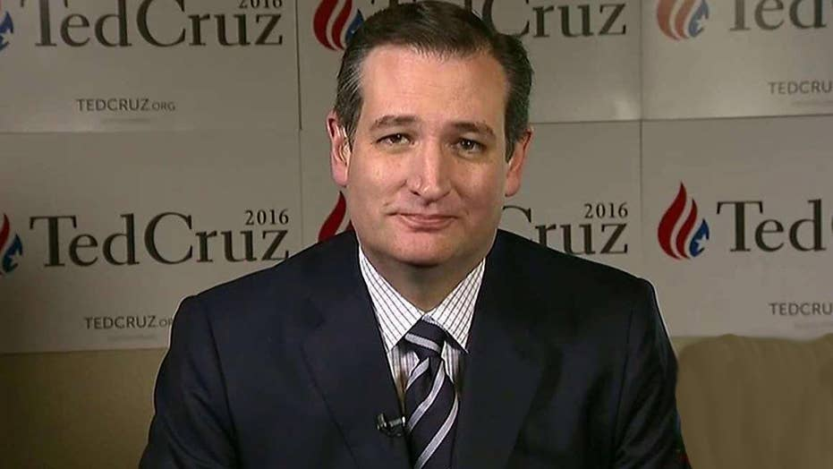 Sen. Ted Cruz: This is a nation at war