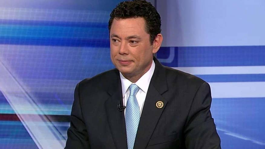 Rep. Jason Chaffetz goes ' On the Record' on feds admitting Obama administration can't be sure of whereabouts of foreigners who had their visas revoked over terror concerns and on needed changes in visa screening