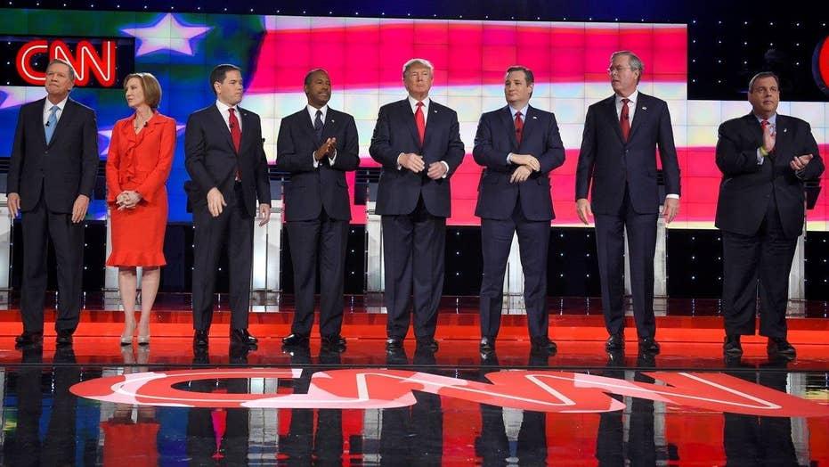 Republican Party at a crossroads?