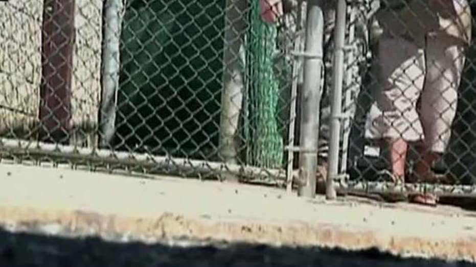 Report: 17 low-level detainees to be released from Gitmo