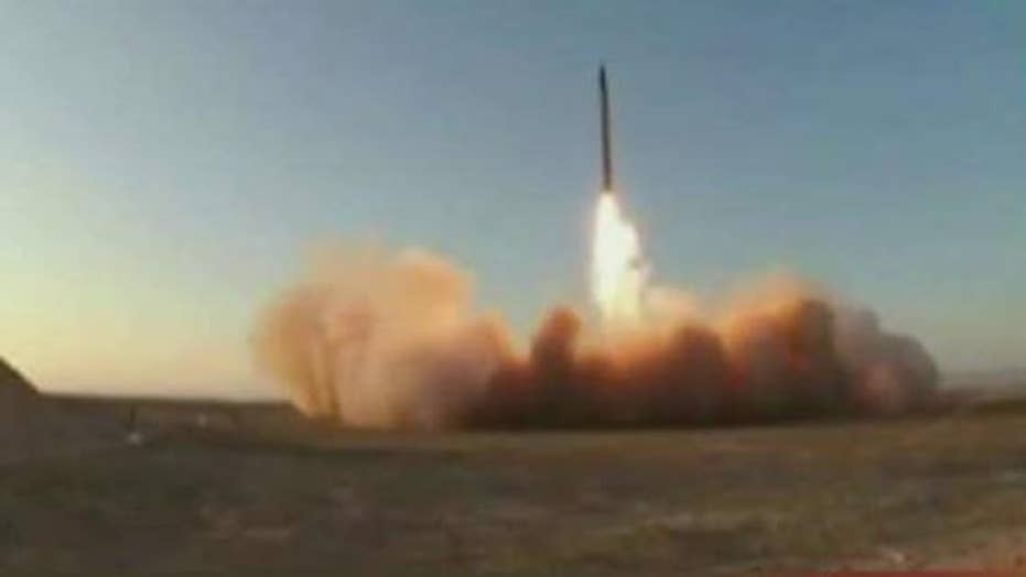 New push to keep Iran sanctions in place after missile test