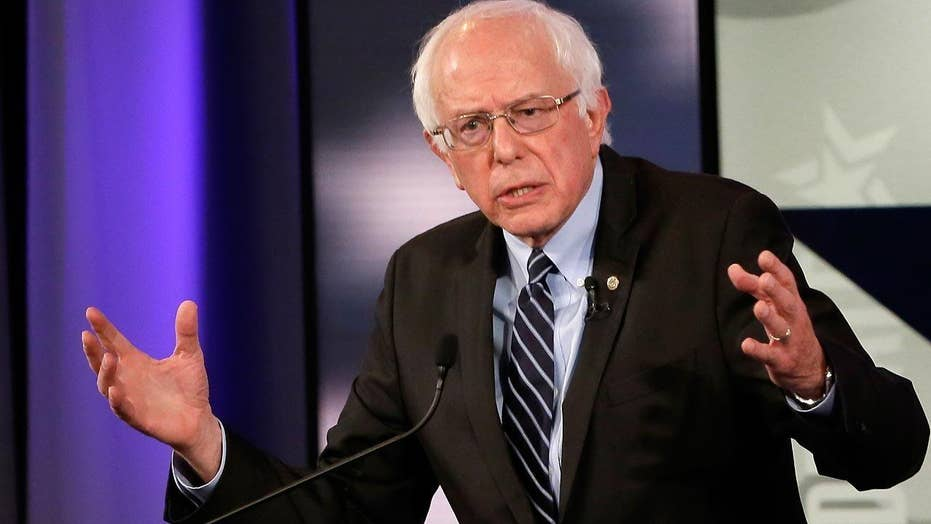 Greta: Note to Bernie Sanders - We are not ignoring you