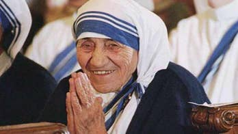 Mother Teresa and me: Visa for a saint