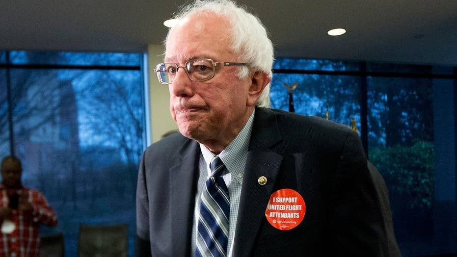 Sanders campaign punished for accessing Clinton voter data