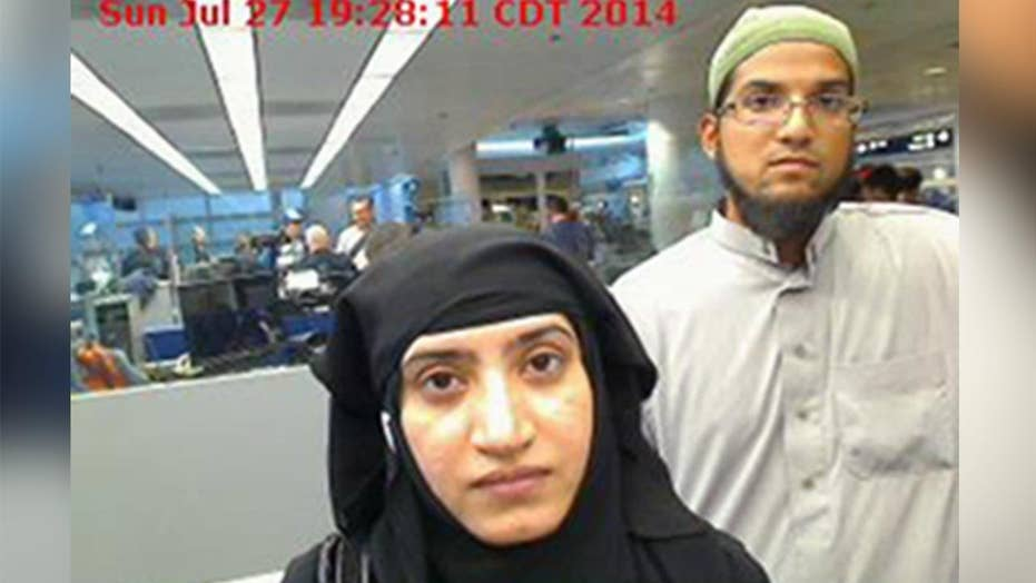 How were red flags missed in San Bernardino terror attack?
