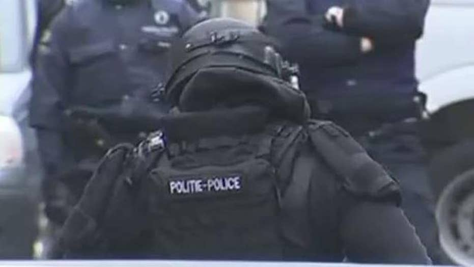 Belgium: Man detained in connection with Paris attacks