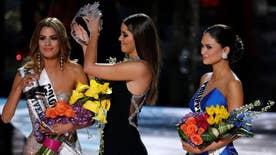Philippines wins, Columbia runner up