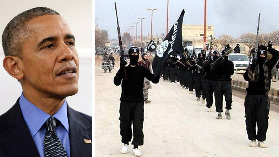 Obama: ISIS can hurt us, but can't destroy the United States