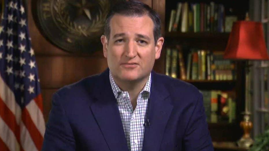 Ted Cruz: 'I will utterly defeat radical Islamic terrorism'
