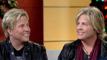 Matthew and Gunnar Nelson talk new album 'This Christmas'