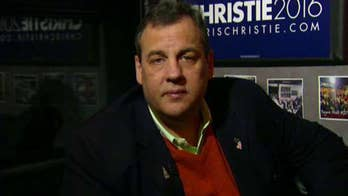 Chris Christie looks forward to the GOP race in 2016