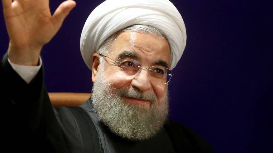 Republicans blast Secretary of State John Kerry for suggesting Iran could skirt new visa rules - even as the country arguably violates the terms of its nuke deal. Chairman of House Foreign Affairs Committee Ed Royce goes 'On the Record'