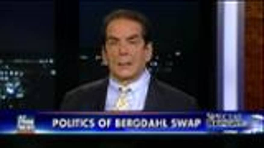 Krauthammer: Soldiers should wonder about what kind of command Obama is exercising