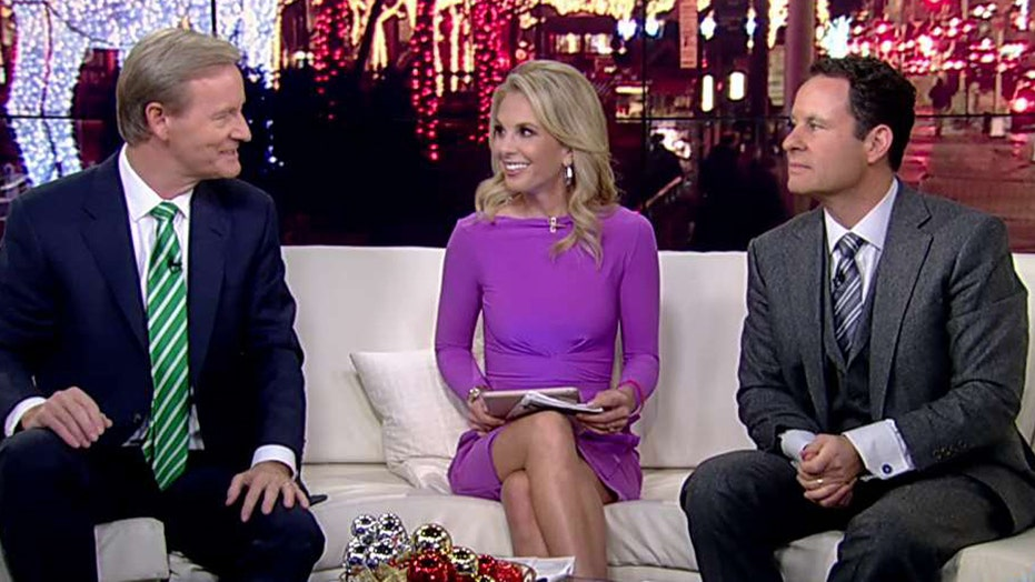 The best of Elisabeth Hasselbeck on 'Fox & Friends'