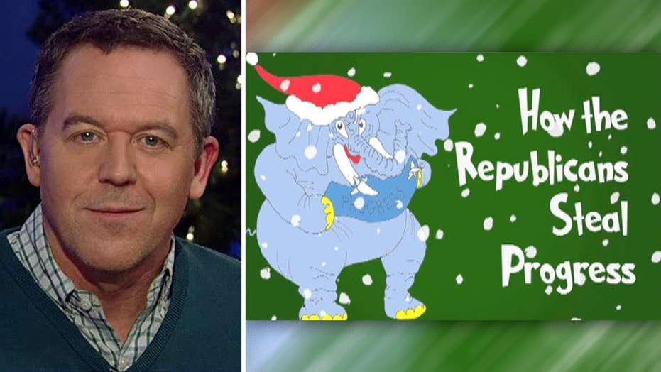Gutfeld: Democrats' holiday attack ad reveals fatal weakness