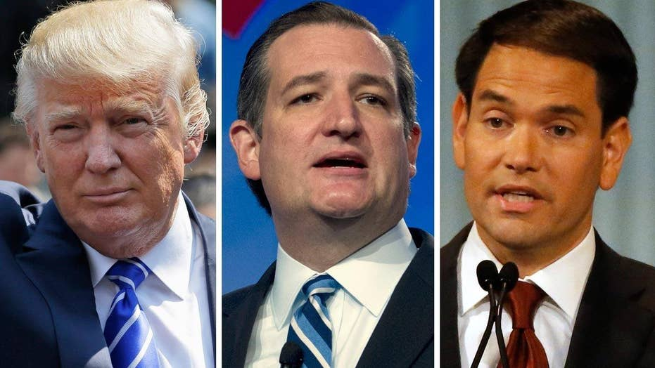 National polls show there is still room for movement for GOP