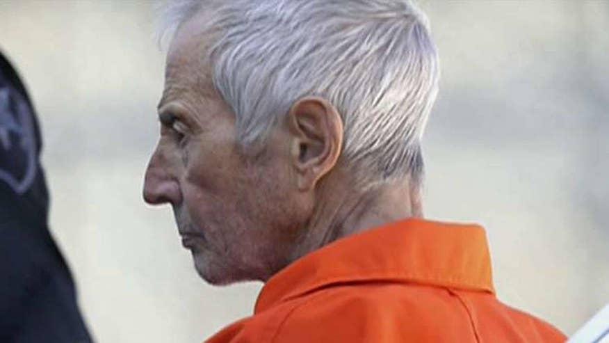 Real estate heir accused of killing his friend Susan Berman in 2000