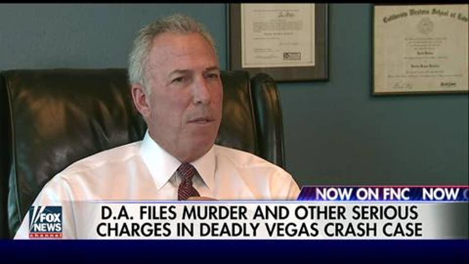 Suspect in deadly Las Vegas car rampage appears in court