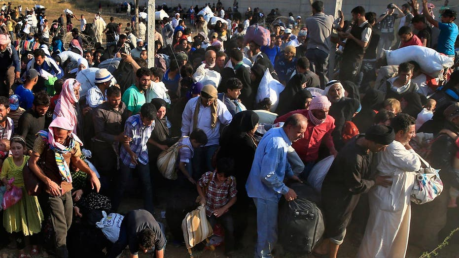Most Americans oppose allowing Syrian refugees into US