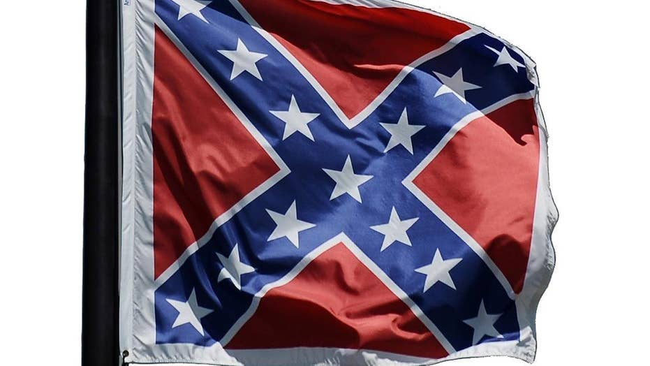 Confederate landmarks cause problems from coast to coast