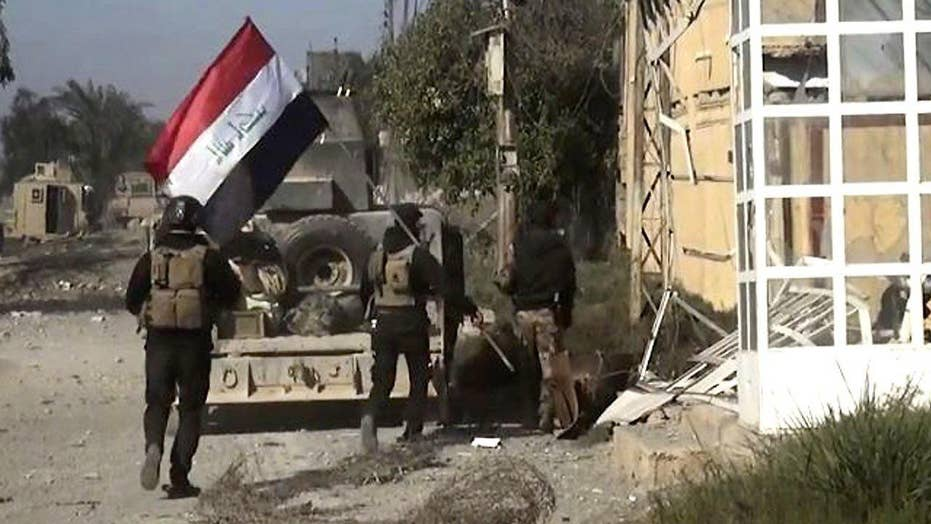The complicated battle for Ramadi
