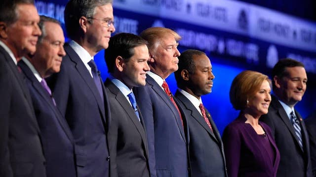 A Christmas Eve look at state of the 2016 race
