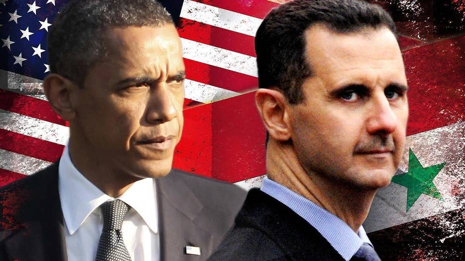Report: White House engaged in secret outreach to Syria