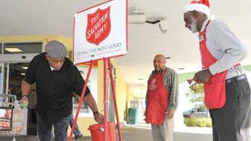 Organization working around the clock to feed the hungry, provide disaster relief