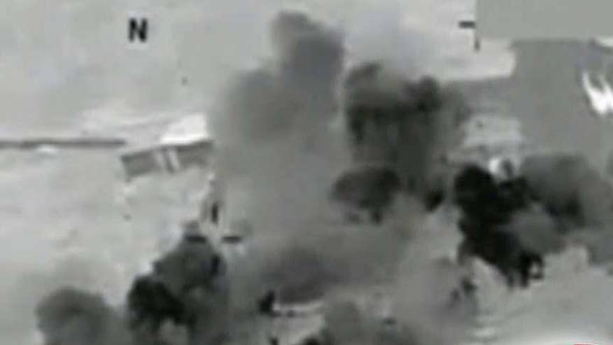 Fox News military analyst Bob Scales provides insight on the battle against ISIS