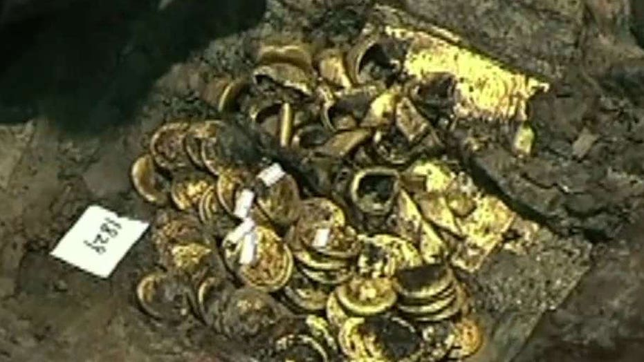 Archaeologists unearth 2,000-year-old artifacts