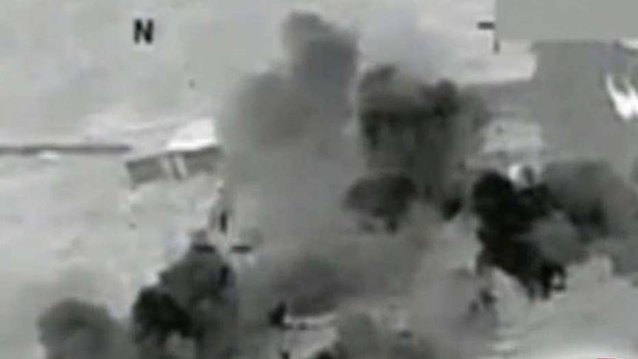 Are US airstrikes enough in the fight for Ramadi?