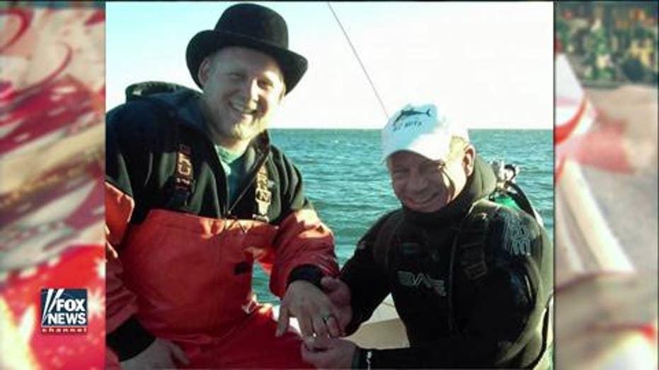 NJ man's lost wedding ring found in the ocean