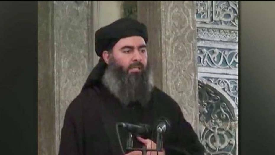 ISIS releases message purportedly from its leader