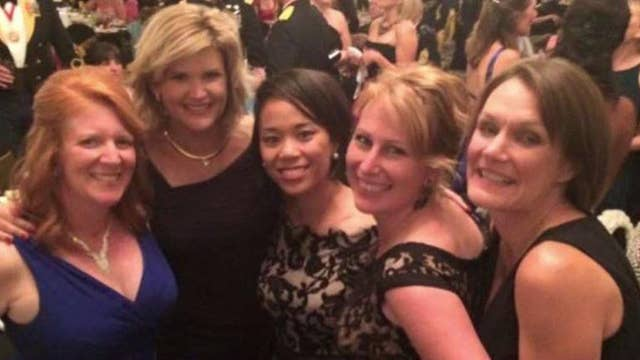 'Operation Deploy Your Dress' styles military spouses