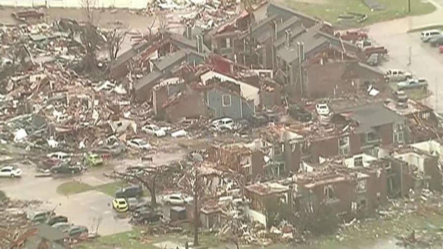 Police lieutenant details devastation, response efforts on 'Happening Now'