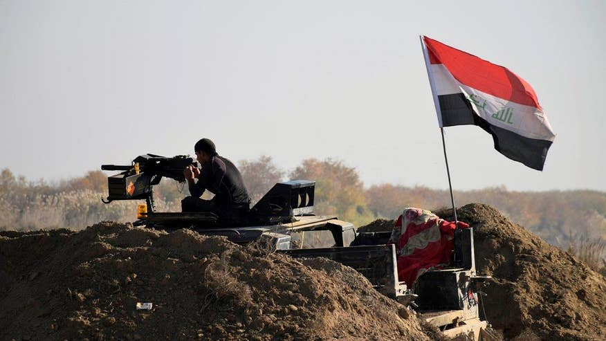 Fallout from Iraqi forces retaking Ramadi from ISIS